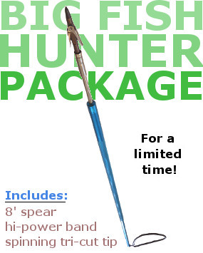 Big Fish Hunter Package!  $193.